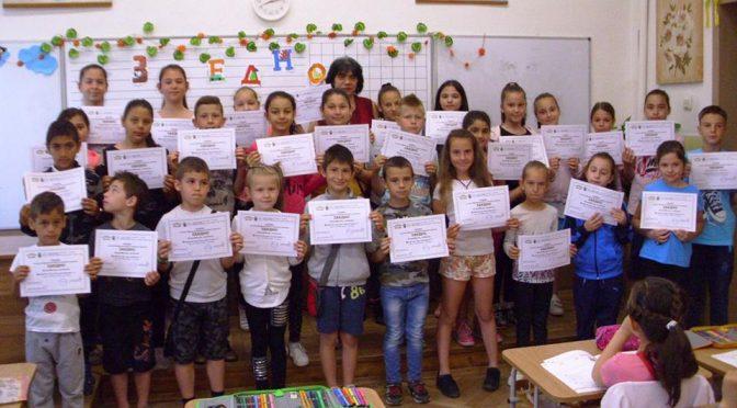 Нови грамоти за участие и отлично представяне на наши ученици