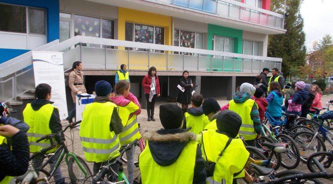 Участие във велопоход