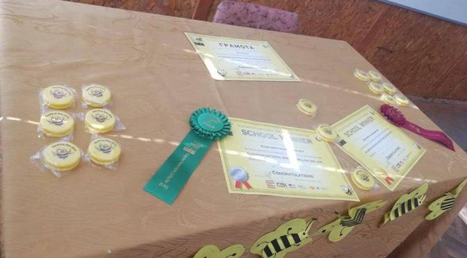 Spelling Bee 2019-Състезание по спелуване на английски език