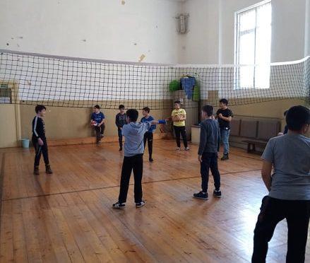 Спортен турнир по волейбол