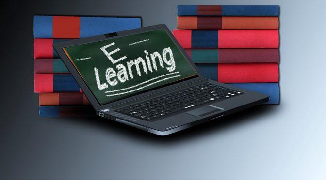 Започва обучение в електронна среда